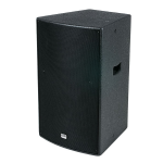 DAP-Audio DRX-12 300w 2-Way Vented Passive DJ Speaker cabinet